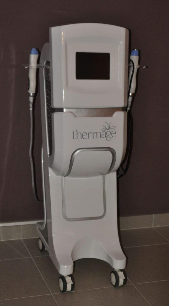 Фото аппарат для процедуры термаж