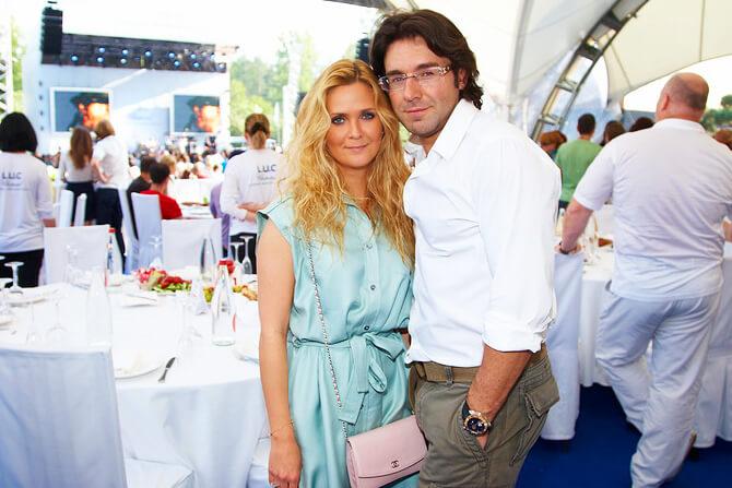 Фото Андрей Малахов и Наталья Шкулева - счастливые молодожены