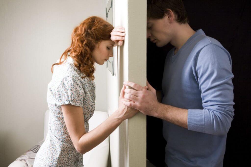 Фото причины ухода мужа из семьи