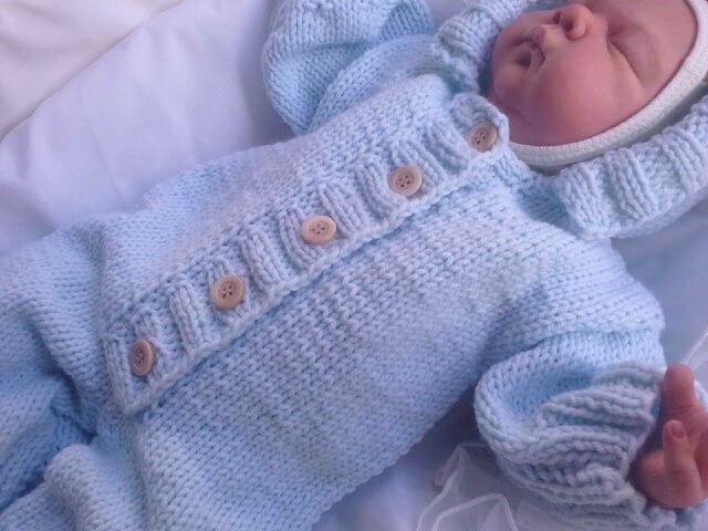 Фото комбинезон для новорожденных