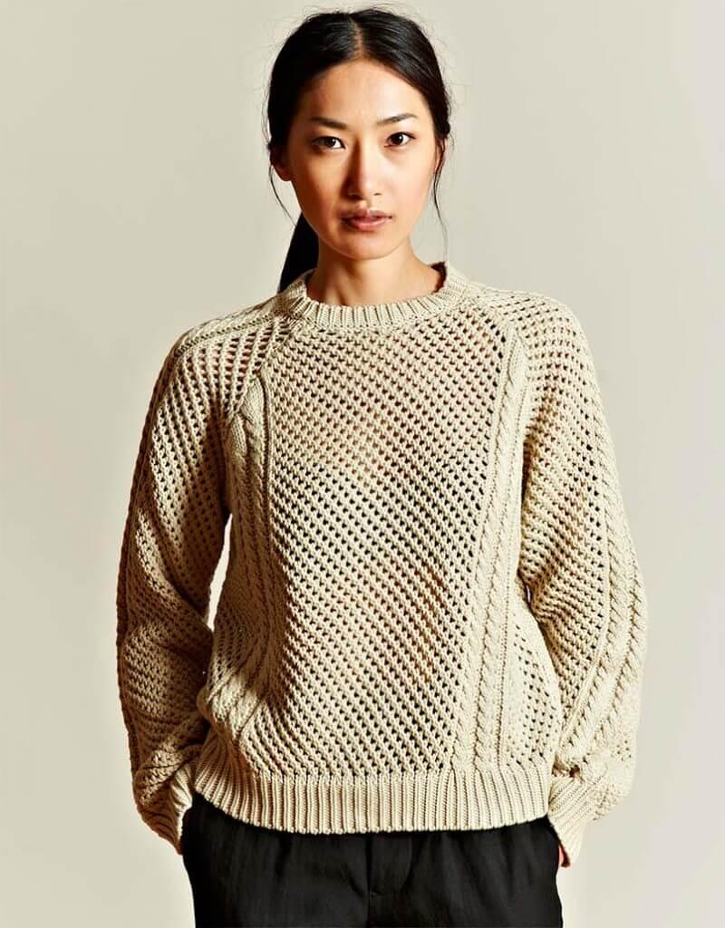 Фото модные бесформенные свитера 2017 года