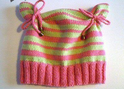 Фото шапочка для девочки 3 лет