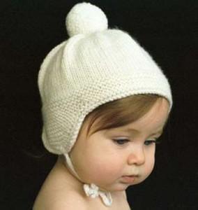 vjazanie-spitsami-detskoe-shapki_5 Шапочка для новорожденного спицами, 25 моделей с описанием и видео уроками, Вязание для детей