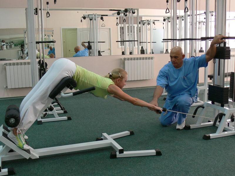 Фото метод Бубновского в лечении остеохондроза поясничного отдела позвоночника
