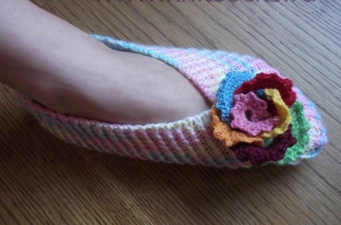 Фото простые носки следки спицами