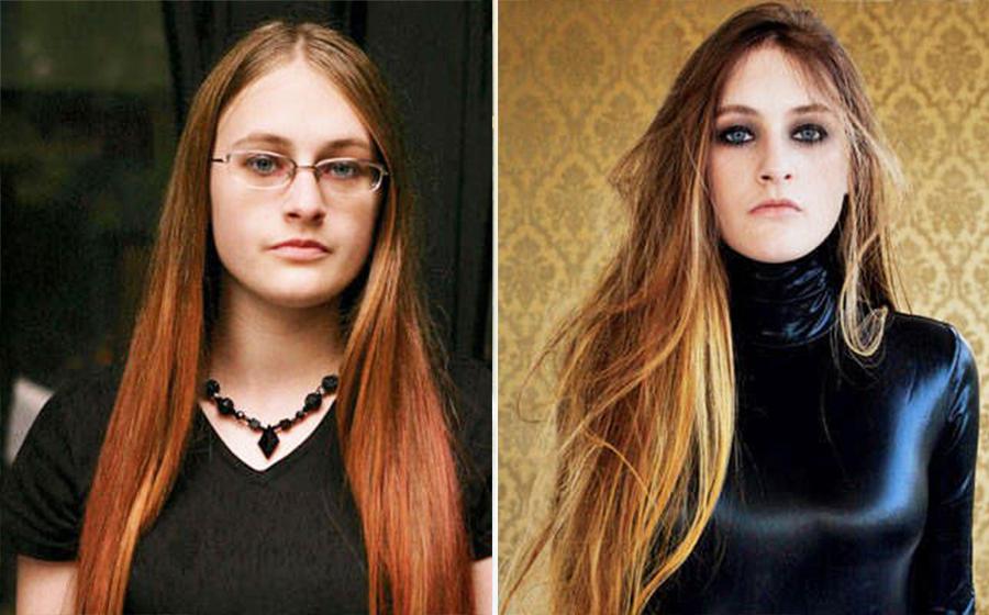 Умная стрижка фото до и после
