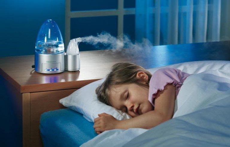 увлажнитель воздуха для здорового сна