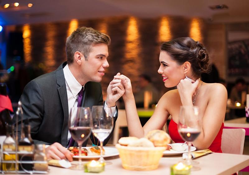 свидание ресторан фото