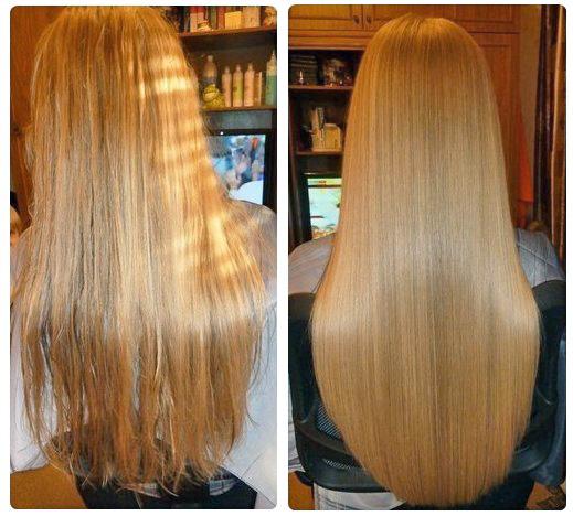 Нюансы биоламинирования волос