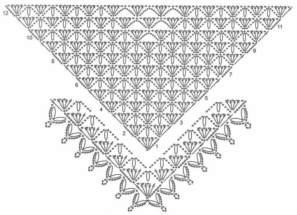Украшение для плетеных корзин своими руками 10
