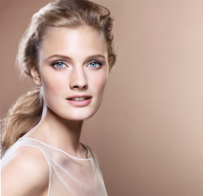 контуринг макияж фото
