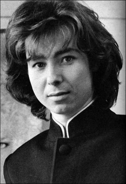 Сергей Зверев в молодости
