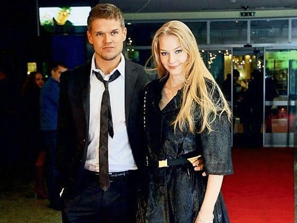 Светлана Ходченкова и Владимир Яглыч