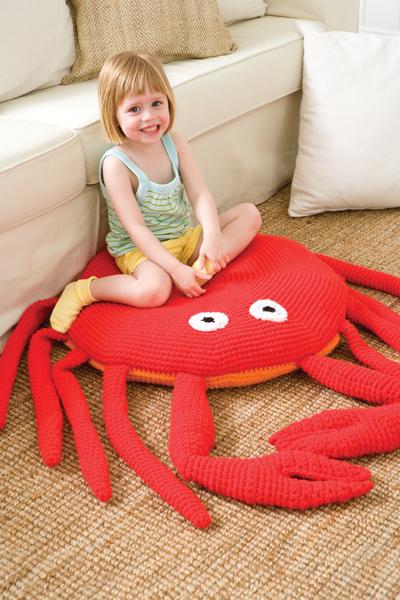Фото подушки игрушки крючком