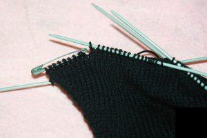 Фото вязание митенок в виде перчаток