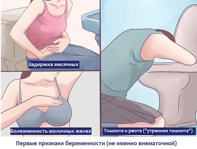 Какая бывает задержка при беременности