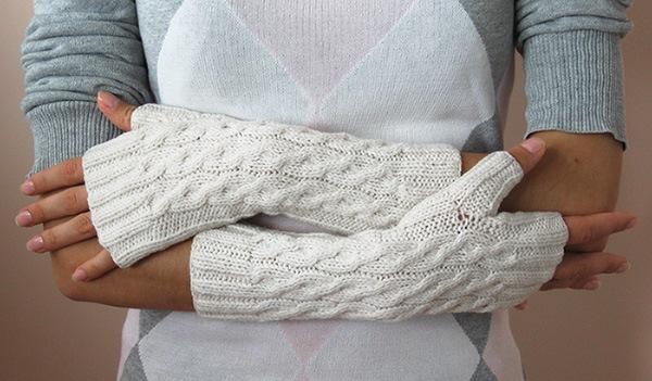 Минетки вязание спицами