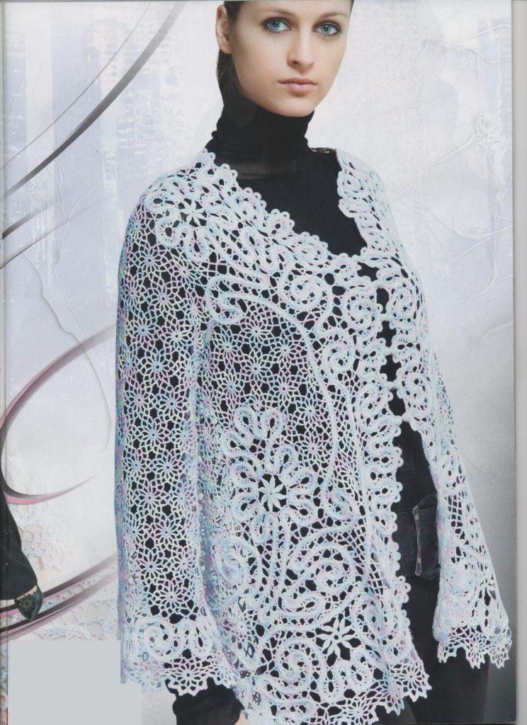 Фото вязание брюггского кружева