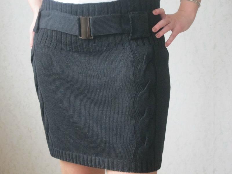 Женские юбки вязание спицами 15