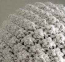 Фото вязание узора кукурузка