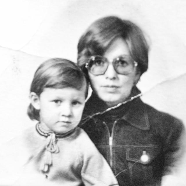Мария Захарова детство