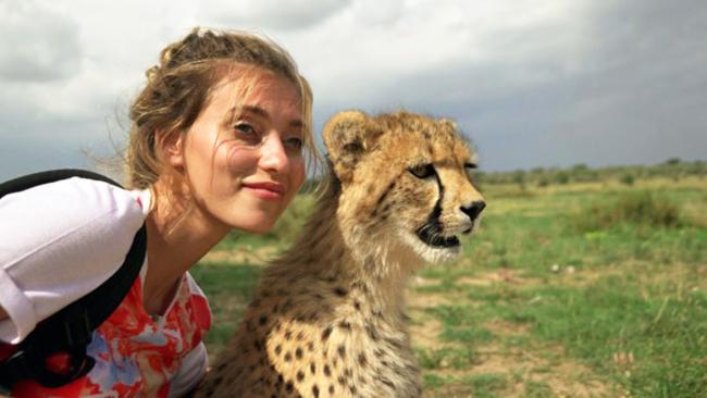 Регина Тодоренко Африка
