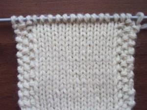 Фото жемчужная кромка в вязании спицами