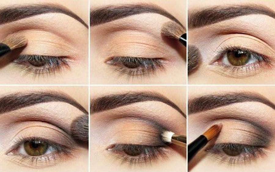 Идеи макияжа с пошаговым