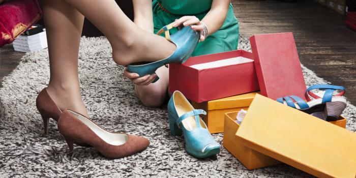 Учимся правильно выбирать обувь