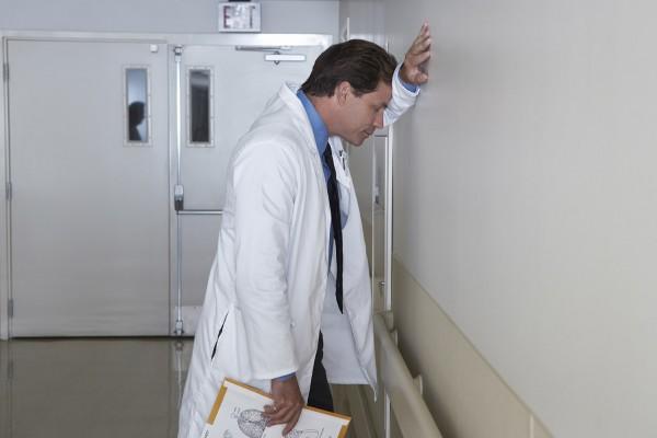 Нежелание работать у врача