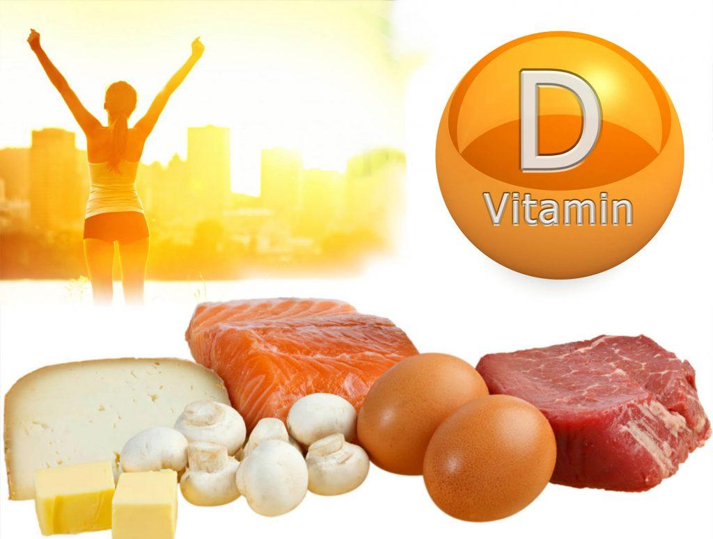 фото витамин D - источники