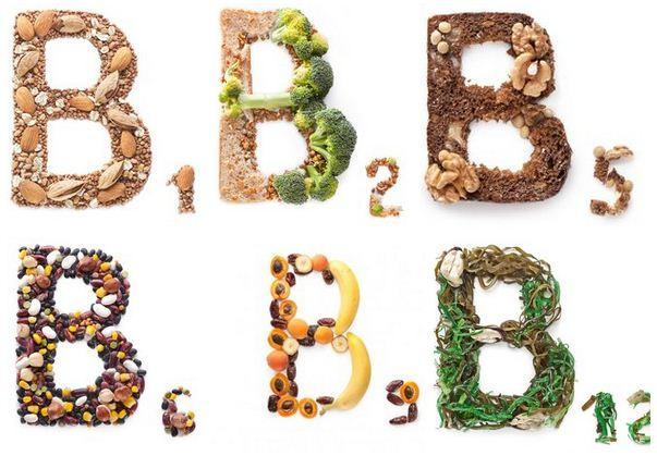 Какие витамины B существуют