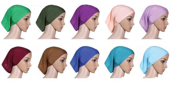 Шапочка под хиджаб своими руками 77