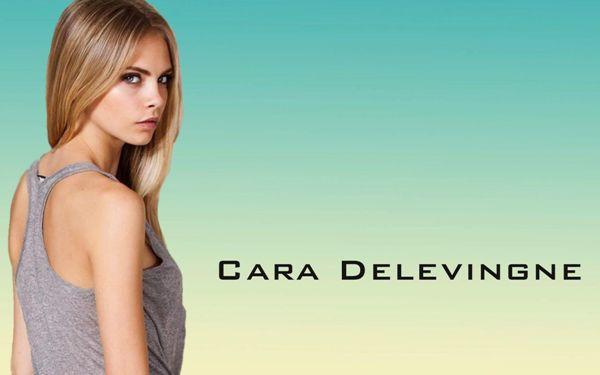 Кара Делевинь модель