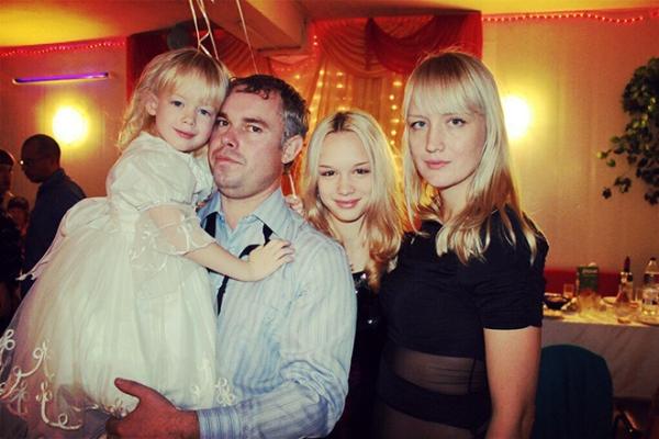 семья шурыгиных