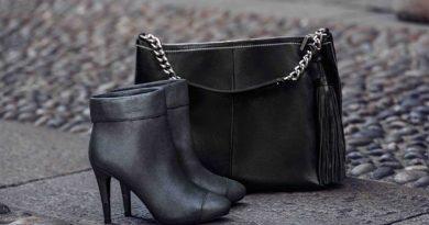 сапожки и сумочка фото