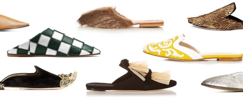 Обувной тренд 2018: бабуши