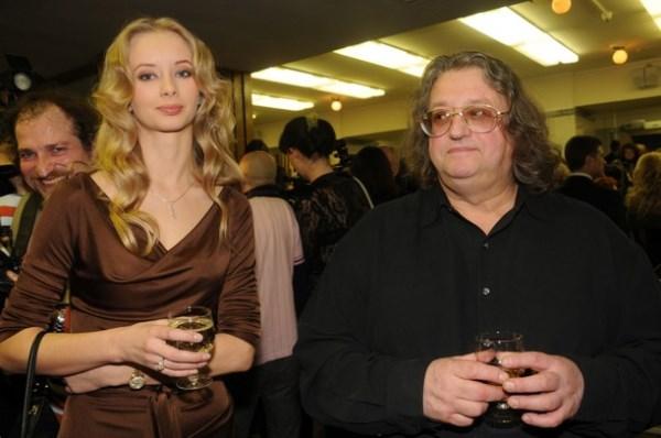 Марина Коташенко и Александр Градский