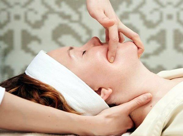 буккальный массаж лица