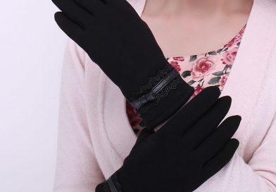 5 идей интересно носить перчатки этой осенью
