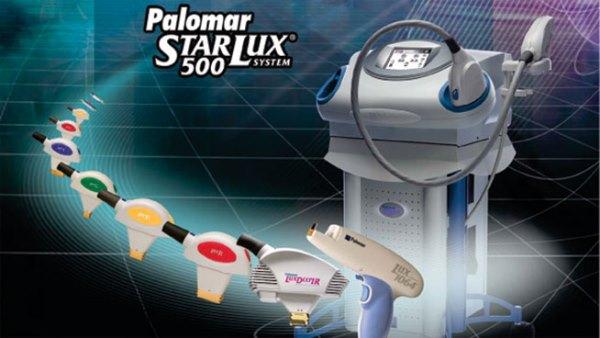 лазер palomar starlux 500
