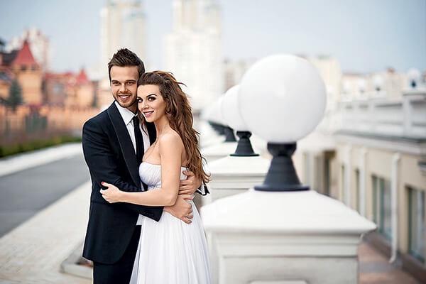 Анна со вторым мужем