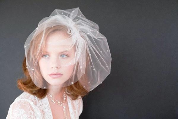 вуаль для невесты