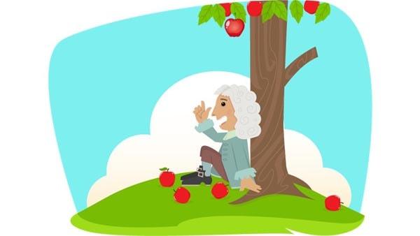 Яблоко Ньютона