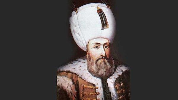 Настоящий Сулейман хан