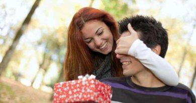 Что подарить на день рождения любимому парню