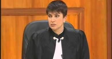 федеральный судья, телепередача