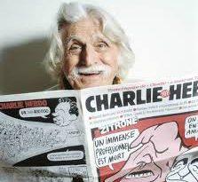 Чарли Хебдо фото