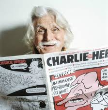 История главного редактора Charlie Hebdo