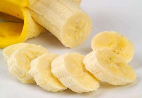 мякоть банана